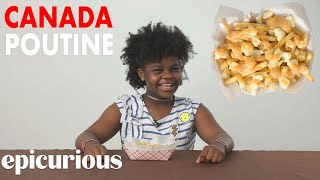 Kids Try Potato Dishes From Around the World
