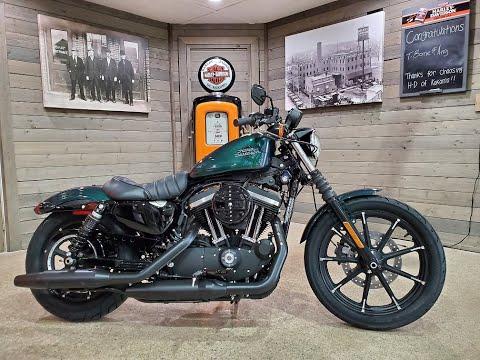 2021 Harley-Davidson Iron 883™ in Kokomo, Indiana - Video 1