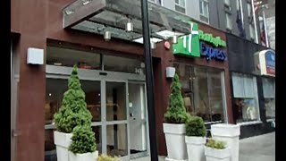 Holiday Inn Express - West 39th Street, New York, NY - Times Square - Manhattan Cheap Hotel Review | Kholo.pk