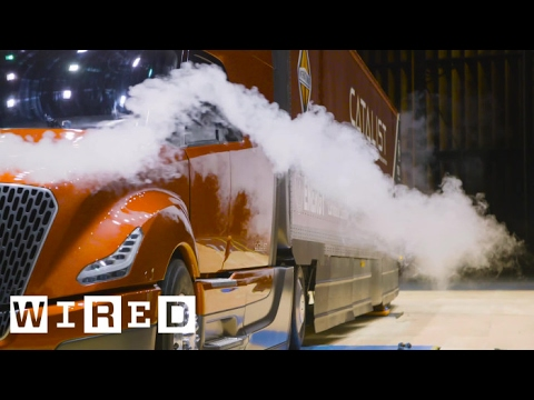 Inside the World's Largest Wind Tunnel