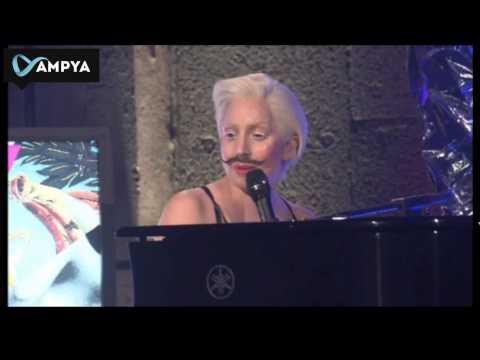 Lady Gaga -  Gypsy - The AMPYA