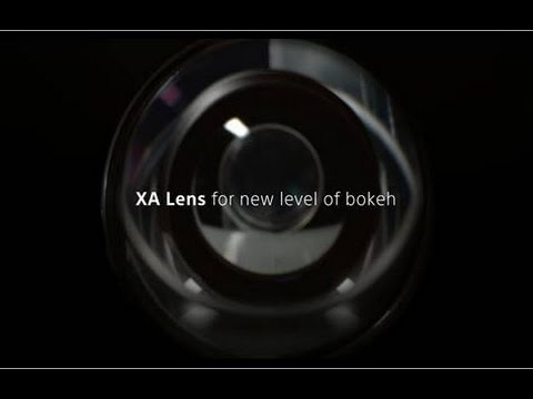G Master -Technology innovation behind G Master | α lens | Sony