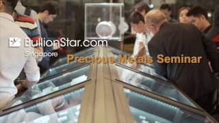 Highlights from BullionStar's Precious Metals Seminar 2016