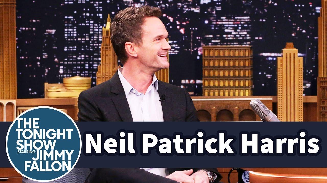 Neil Patrick Harris Has a Magic Man Cave thumbnail