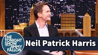 Neil Patrick Harris Has a Magic Man Cave