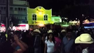 Tamborazo en Vicente Guerrero, Durango 2014