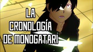 Nadeko Sengoku  - (Monogatari series) - La Cronología de Monogatari Series