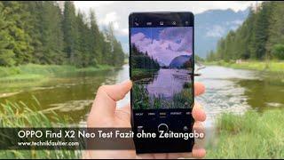 OPPO Find X2 Neo Test Fazit ohne Zeitangabe