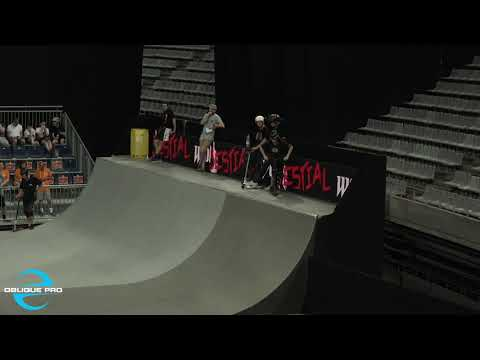 Rhys Rogers - ISA Men's World Scooter Semi Finals 2019