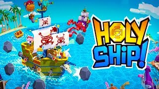 Holy Ship - Pirate Action Android Gameplay (Beta Test)