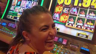 AMAZING MAJOR JACKPOT on TARZAN slot machine in VEGAS