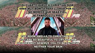 11PM   Maluma (Español Letra  English Lyrics)
