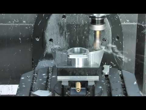 Haas UMC-750 First Look