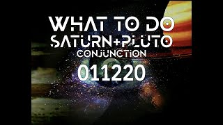 LEO NEW MOON INTRO VIDEO: What to Do for Saturn + Pluto Conjunction