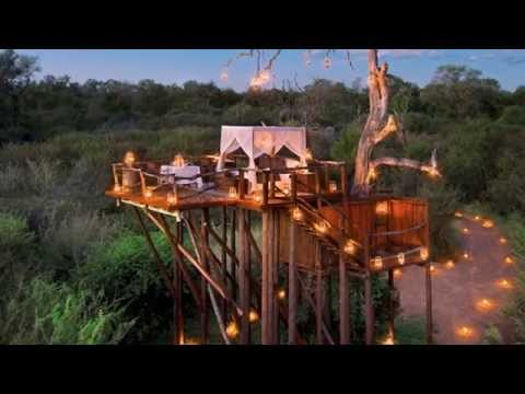 Open Air Resorts In Exotic Place In South Africa HD 2015 HD