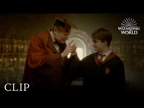 Potions Class   Harry Potter and the Half-Blood Prince