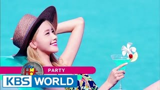 Girls' Generation - PARTY | 소녀시대 - PARTY [K-Pop Hot Clip]