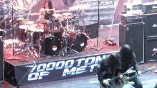 70000 TONS OF METAL: Arch Enemy (Taking Back My Soul -- Feb. 2, 2017)