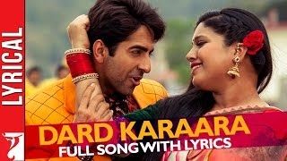 Lyrical: Dard karaara Song with Lyrics | Dum Laga   - YouTube