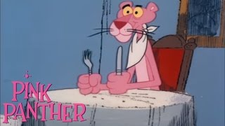 """The Pink Panther In """"Dietetic Pink"""""""