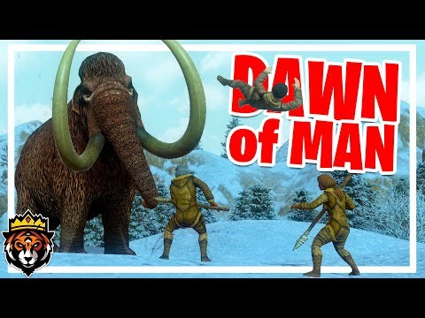 Surviving and Beginning the World's first Civilization! (Dawn of Man Gameplay Ep 1)