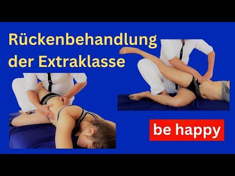 Die Volksweisen der Behandlung des Bruches der Wirbelsäule