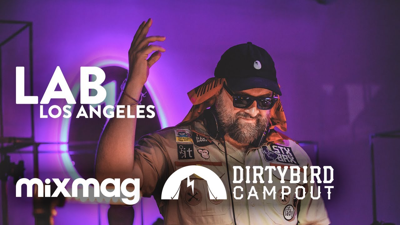 Claude VonStroke and Dumb Fat - Live @ Mixmag Lab LA Dirtybird Campout Takeover 2019