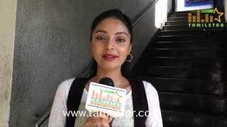 Sanam Shetty at Katham Katham Movie Press Show