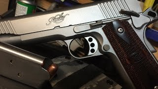 Kimber Stainless II - 1911 Beauty