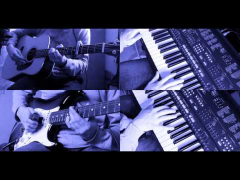 Coldplay - Oceans (instrumental cover)