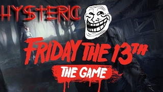 Trolling Jason 😈 - Hysteric Friday 13th moments!