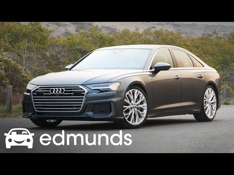 External Review Video ucArXDQnBNc for Audi A6 Sedan (C8, Typ 4K)