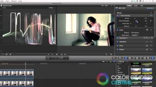 12. Final Cut Pro X Color Correction Tutorial: Popular Looks