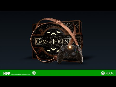 Xbox One édition Game of Thrones en vidéo