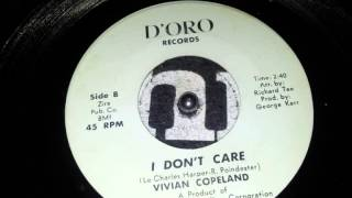 Vivian Copeland - I Don't Care