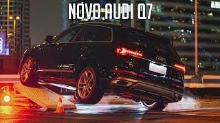 Novo Audi Q7 - Audi Sky Experience