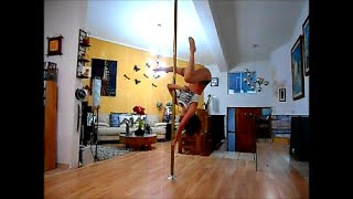 Pole Dance Freestyle / Dance With Life (Brilliant Light) Bryan Ferry