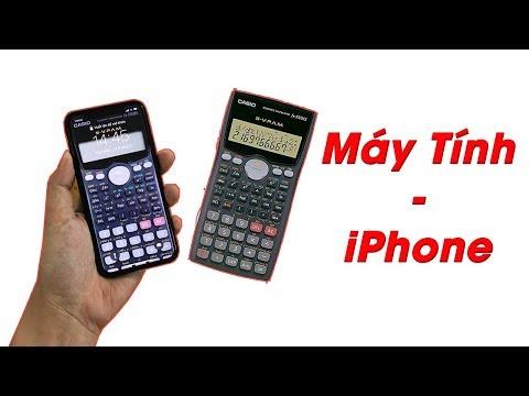 Có App Này Thì 10 Điểm Toán Hết   Máy Tính Khoa Học Trên iPhone