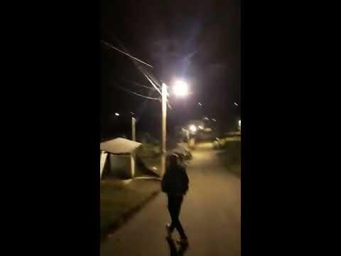 Bandido armado grava vídeo em Barra do Piraí