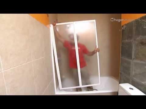Bricomanía: Mampara bañera