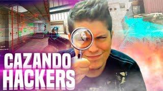 EL LEGENDARIO CAZANDO HACKERS EN CS:GO