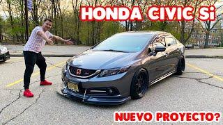 HONDA CIVIC SI  2015 REVIEW