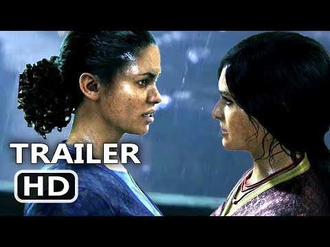 UNCHARTED 4.5 Official Trailer (E3 2017) The Lost Legacy Game HD