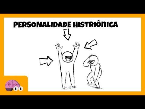 O QUE É A PERSONALIDADE HISTRIÔNICA?