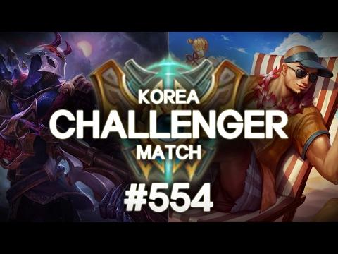 韓服菁英對決 #554 | Kuro, Nagne, Rookie, Police