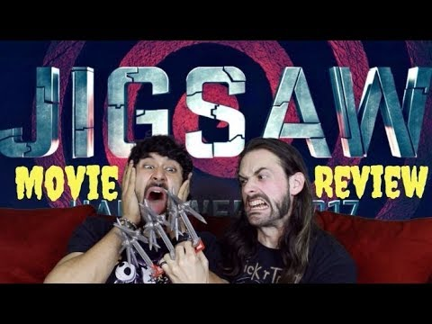 JIGSAW – MOVIE REVIEW!!!