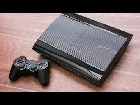 Cracking Open - PlayStation 3 Super Slim