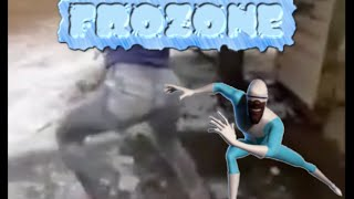 She ran like Frozone - Video Youtube
