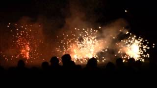 preview picture of video 'Caddington Village Fireworks at 5 Oaks School'