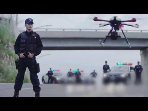 Automatic Police UAV Patrol System